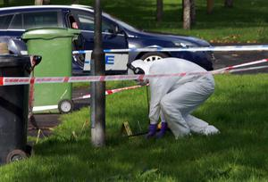 A man has escaped injury after shots were fired at a house in Enniskeen area, Craigavon.