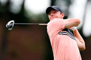 Rory McIlroy put on a stunning tee-to-green display at TPC River Highlands.