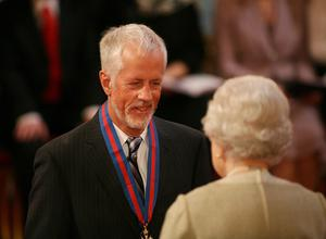 Michael Apted was made a companion of the Order of Saint Michael and Saint George by the Queen in 2009 (PA)
