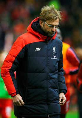 LIVERPOOL, ENGLAND - JANUARY 13:  Claudio Ranieri Manager of Leicester City looks on prior to the Barclays Premier League match between Liverpool and Arsenal at Anfield on January 13, 2016 in Liverpool, England.  (Photo by Alex Livesey/Getty Images)