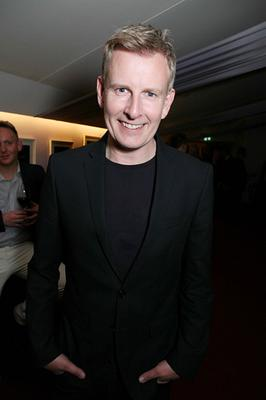 "LONDON, ENGLAND - APRIL 28: Patrick Kielty attends the ""Follies In Concert"" gala performance in celebration of Stephen Sondheim's 85th birthday year at Royal Albert Hall on April 28, 2015 in London, England.  (Photo by David M. Benett/Getty Images)"