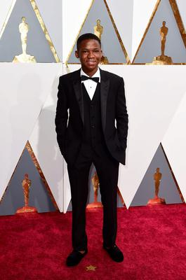 Abraham Attah arriving at the 88th Academy Awards held at the Dolby Theatre in Hollywood, Los Angeles, CA, USA. Ian West/PA Wire