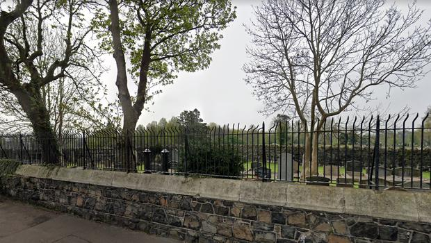 Belfast City Cemetery. Credit: Google