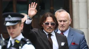 Actor Johnny Depp returned to the witness stand on Friday to give further evidence in his libel action against The Sun newspaper (Yui Mok/PA)