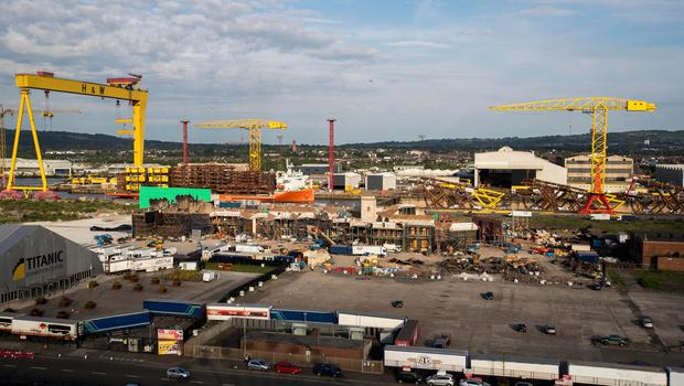 The prequel to Game of Thrones will be filmed in Belfast titanic studios.
