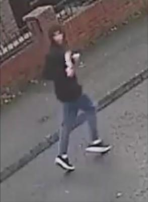Police are keen to speak to this man. Credit: PSNI