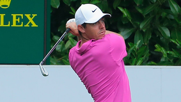 Looking up: Rory McIlroy has moved back up to World No.6 following his second place in the BMW PGA