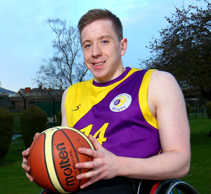 On the ball: GB ace James MacSorley