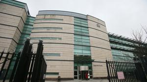 Belfast Crown Court (Niall Carson/PA)
