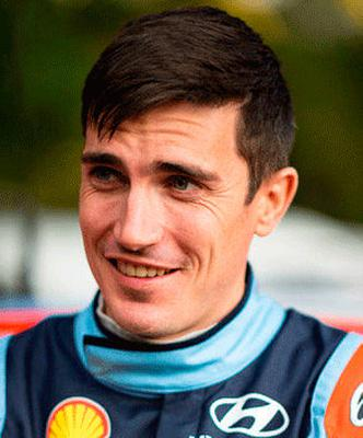 Missing out: two-time winner Craig Breen may be absent for Circuit's return to British Championship