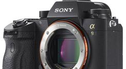 The latest Sony A9 professional camera can shoot 20 frames a second