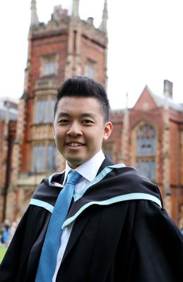 Kahloong Low, from Kuala Lumpur in Malaysia, graduated with a BSc in Finance from Queen's University.