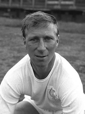 Jack Charlton made 773 appearances for Leeds in a 20-year first-team career with the Yorkshire club (PA)