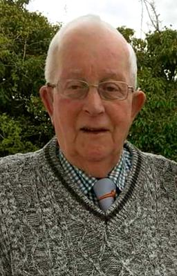 Lawrence McManus, who died early this week in South West Acute Hospital, after Covid-19