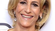 Emily Maitlis said she had asked for the night off (Ian West/PA)