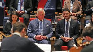 The Prince of Wales has spoken of his love of classical music (Steve Parsons/PA)