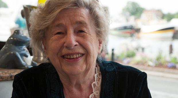 Novelist Marion Chesney Gibbons, who wrote under the pen name MC Beaton, has died (MCBeaton/PA)