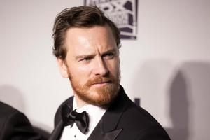 BEVERLY HILLS, CA - JANUARY 12:  Michael Fassbender arrives for Fox And FX's 2014 Golden Globe Awards Party - Arrivals on January 12, 2014 in Beverly Hills, California.  (Photo by Gabriel Olsen/Getty Images)