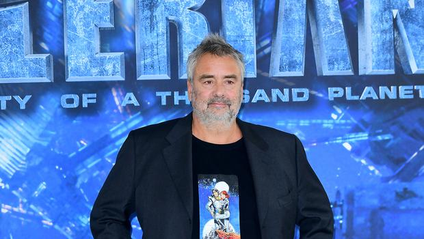 Director Luc Besson denies any wrongdoing (Ian West/PA)