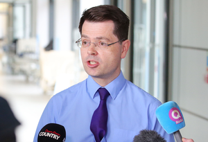 Progress: James Brokenshire
