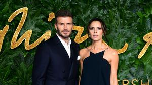 David and Victoria Beckham have been married 21 years (Ian West/PA)