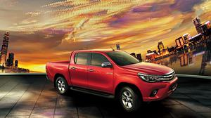 50 years of the Toyota Hilux