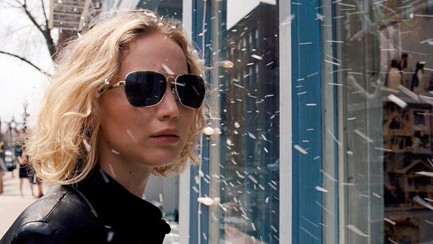 "Jennifer Lawrence in a scene from the film, ""Joy."" Lawrence was nominated for an Oscar for best actress. (Twentieth Century Fox via AP)"