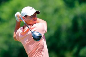 Rory McIlroy hit only eight greens during another frustrating final round.