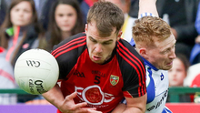 Shock: Down upset the odds to see off Monaghan. Photo: Philip Magowan/Presseye