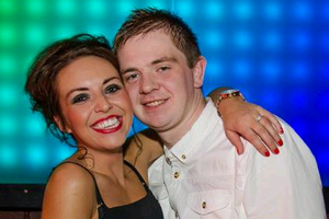Roxy Nightclub at Robinsons Bars, Belfast, Saturday 17 May.