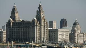The Liver Building in Liverpool (Dave Thompson/PA)