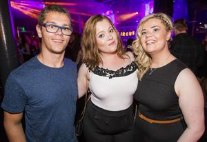 People out at the Limelight for Circus in Summer. Tuesday 2nd August 2016. Picture by Liam McBurney/RAZORPIX