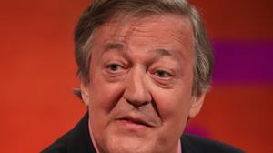 Stephen Fry has said he cannot foresee any theatres opening to live audiences until 2021 (Isabel Infantes/PA)