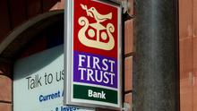 A former first trust bank branch is set to become a restaurant