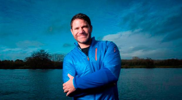 Steve Backshall is back with a new series and book