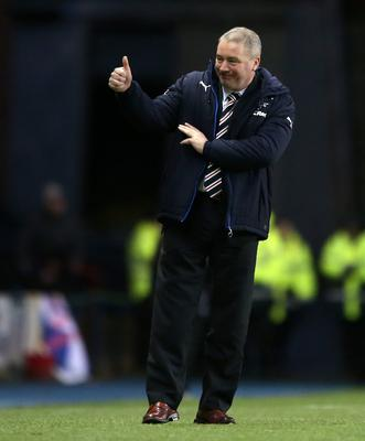 Rangers skipper Lee McCulloch has backed Ally McCoist to return to management after watching the former Ibrox boss bid an emotional farewell.