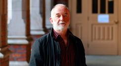 Silenced: Prof Laurence Kirkpatrick has been suspended since June