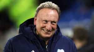 Cardiff manager Neil Warnock could follow fellow manager Harry Redknapp into the Australian jungle (Nick Potts/PA)