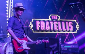 The Fratellis are among those due to take part (Danny Lawson/PA)