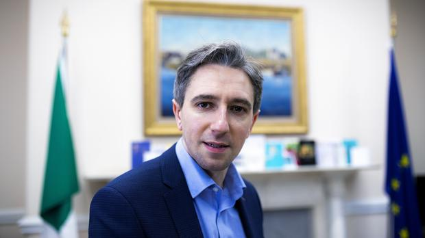 Simon Harris, Minister for Further and Higher Education (Brian Lawless/PA)