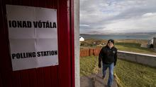 Some voters have already cast their ballots in the election (Liam McBurney/PA)