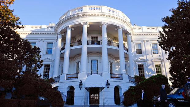 The White House as seen on Tuesday, Nov. 8, 2016 in Washington. After nearly two years of bitterness and rancor, America will elect its 45th president today, making Hillary Clinton the nation's first female commander in chief or choosing billionaire businessman Donald Trump, whose volatile campaign has upended U.S. politics. (AP Photo/Pablo Martinez Monsivais)