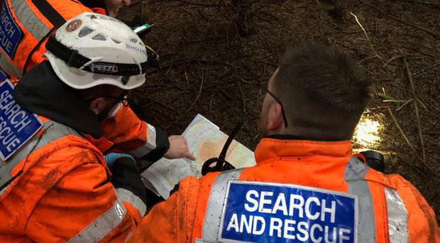 The Community Rescue Service covers all of Northern Ireland.