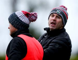 Willing worker: Rory Gallagher says counties can operate within the GAA's coronavirus protocols