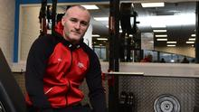 Former Irish League Footballer Conor Downey pictured at Whiterock Leisure Centre. Credit: Colm Lenaghan/Pacemaker Press