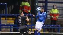 Friday night's Danske Bank Premiership Coleraine v Ballymena