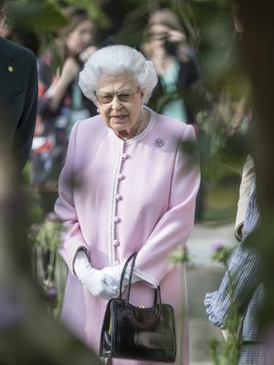 The Queen is a patron of event organiser, the RHS (Richard Pohle/Times/PA)