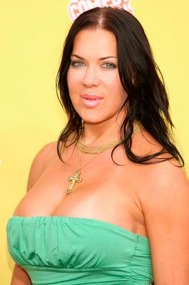 FILE - APRIL 20: Former professional wrestler Joanie 'Chyna' Laurer passed away on April 20, 2016 in Redondo Beach, California.  She was 45 years old. BURBANK, CA - JULY 22:  Actress Joanie Laurer aka Chyna arrives at the Comedy Central Roast of Flavor Flav at Warner Bros. Studio Lot, Stage 23 on July 22, 2007 in Burbank, California.  (Photo by Kevin Winter/Getty Images)