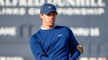 Rory McIlroy called for changes to the European Tour's course set-up after the Alfred Dunhill Links Championship.