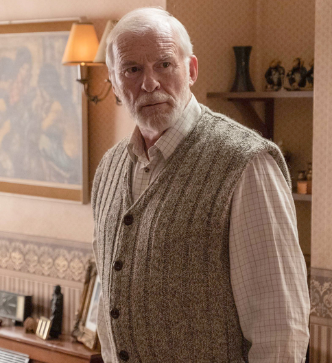 PATIENCE: Age is no barrier for Ian McElhinney